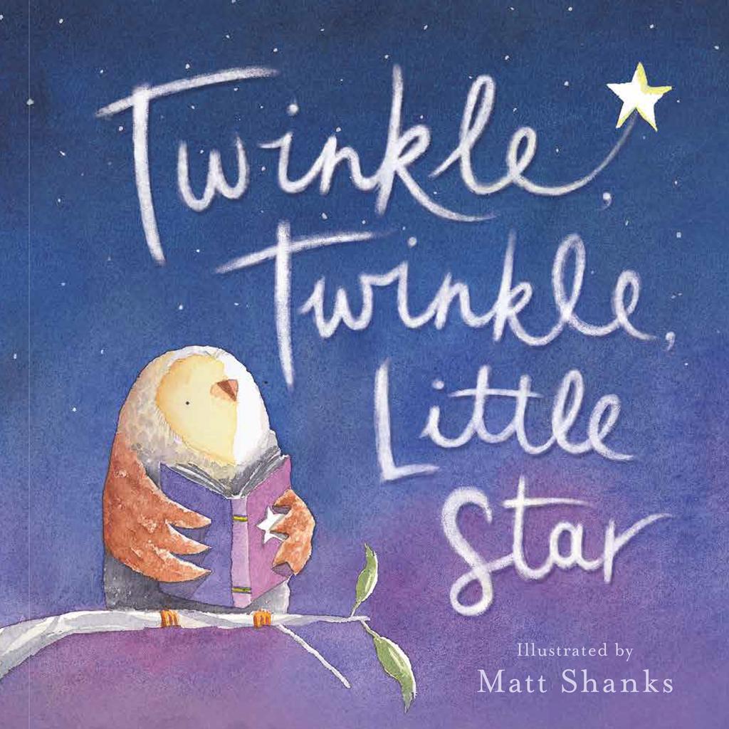 Twinkle Twinkle Little Star, Matt Shanks, Scholastic Australia