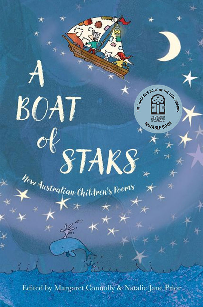 A Boat of Stars, Matt Shanks, ABC Books